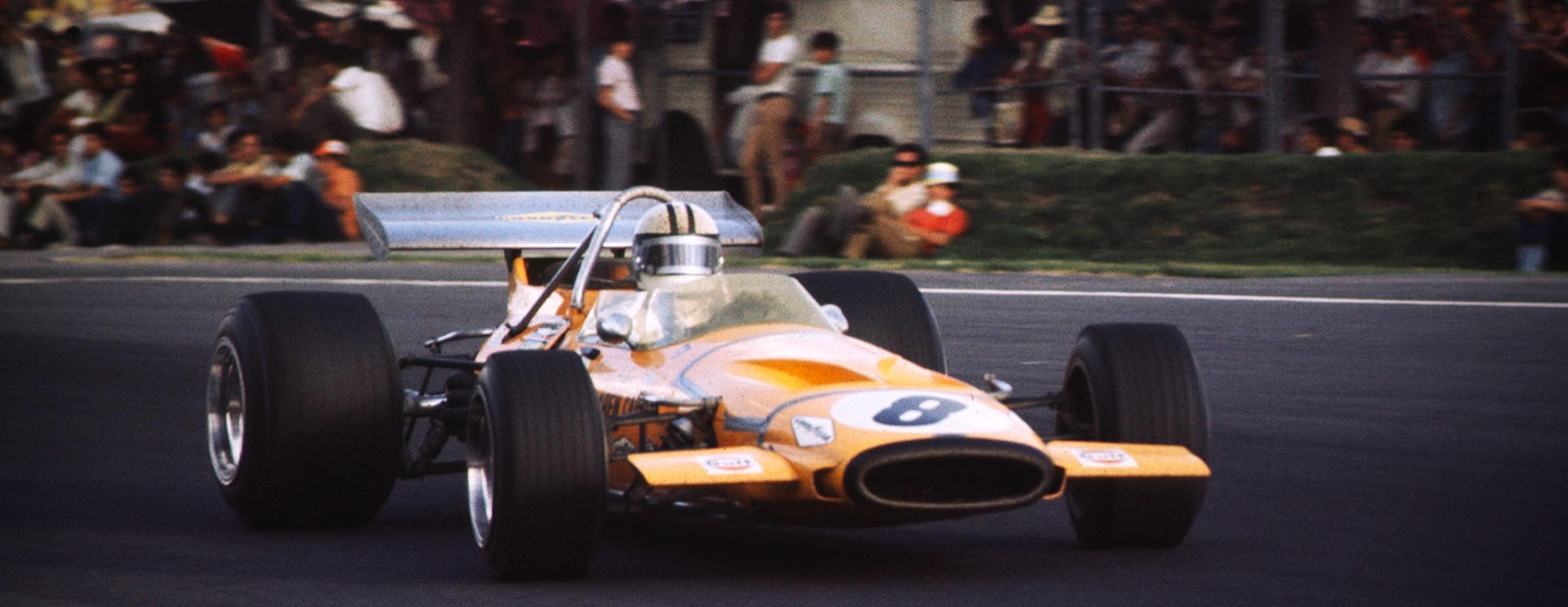 Mclaren Formula 1 Once Upon A Time In Mexico