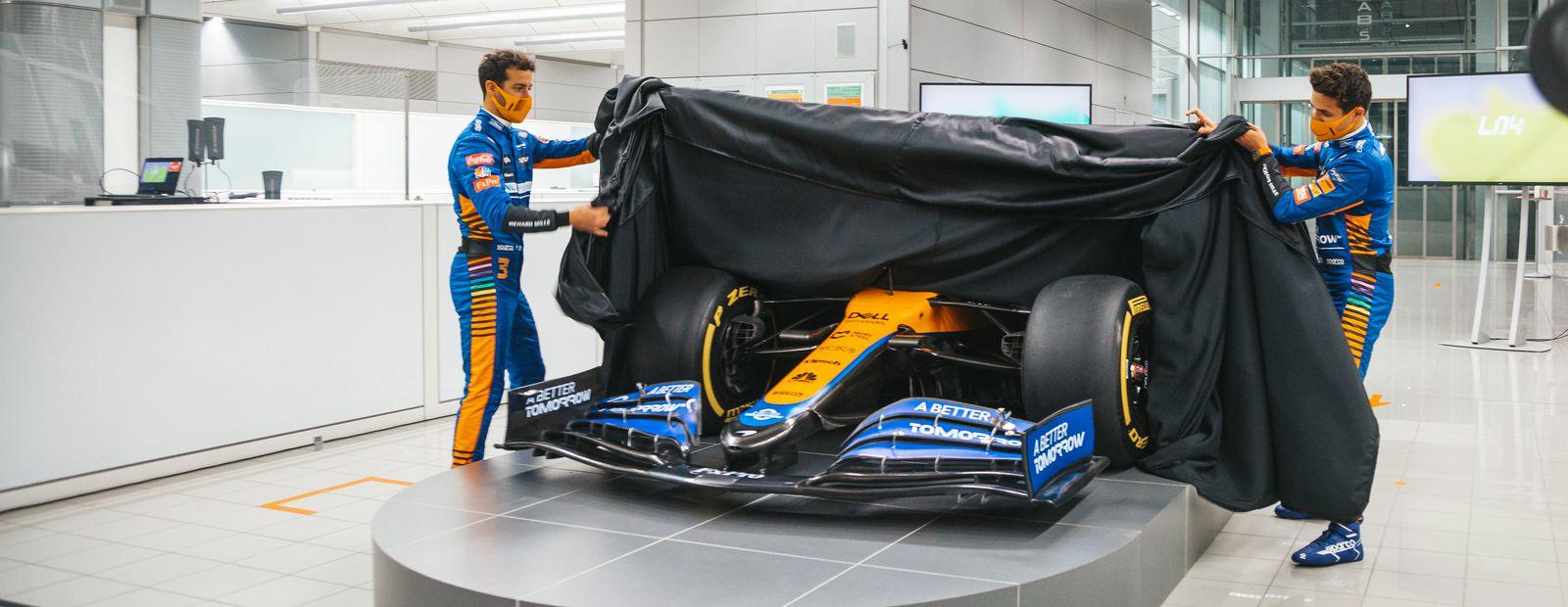 The McLaren Livery Quiz