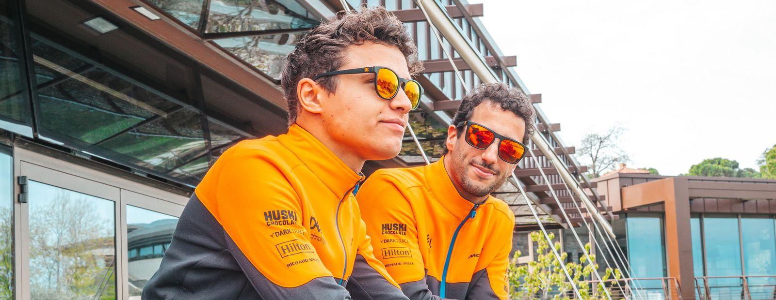 McLaren Racing announces new licensing partnership with top performance eyewear brand, SunGod