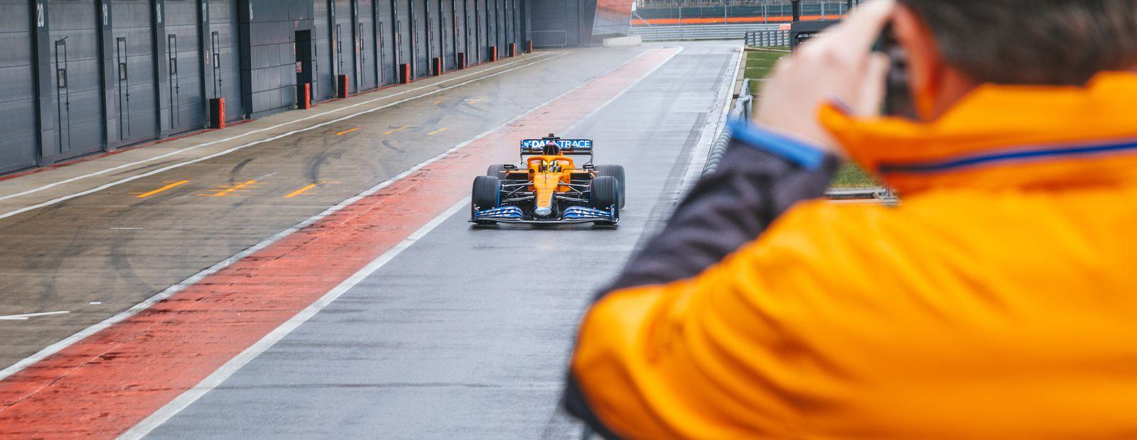 2021 Formula 1 pre-season testing