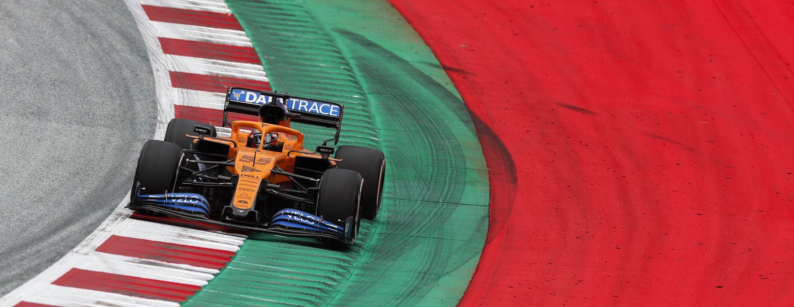 2020 Austrian Grand Prix - Free Practice