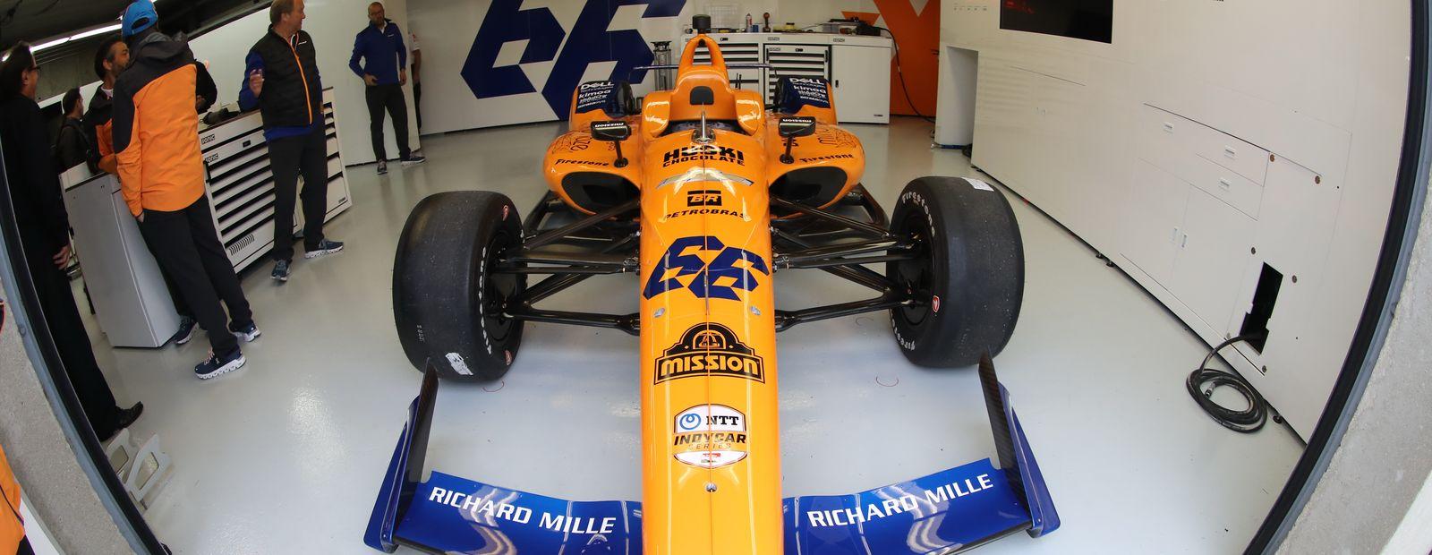 McLaren y Mission Foods anuncian un acuerdo para la Indy500 y la Fórmula1