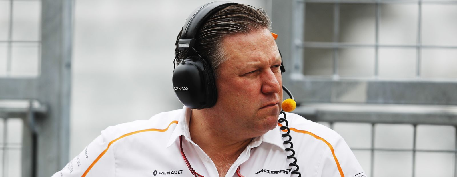 Zak Brown Q&A
