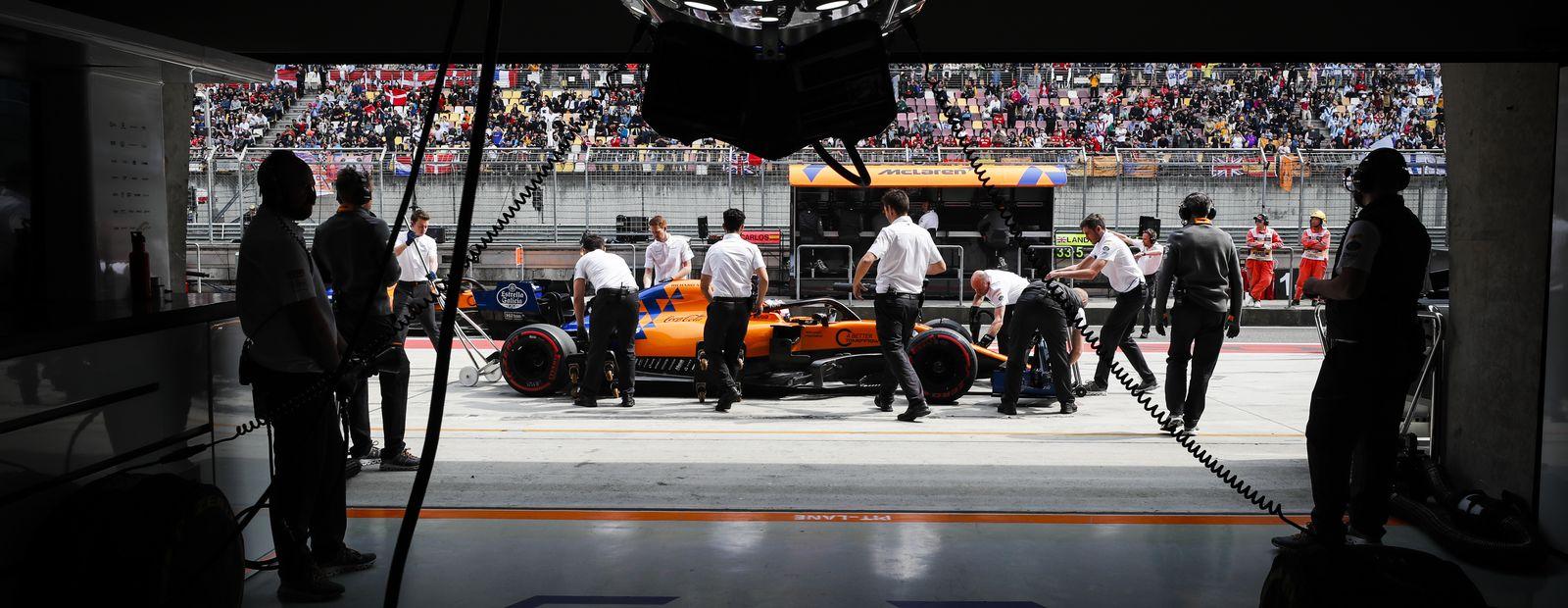 Mercedes-Benz será el proveedor de unidades de potencia de McLaren F1 a partir de 2021