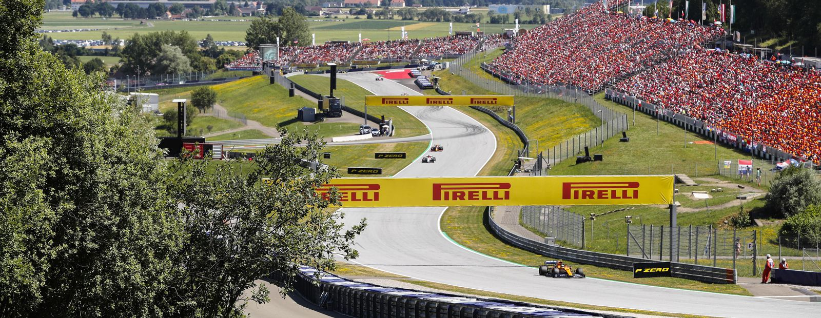 Everything you need to know for the Austrian & Styrian Grands Prix