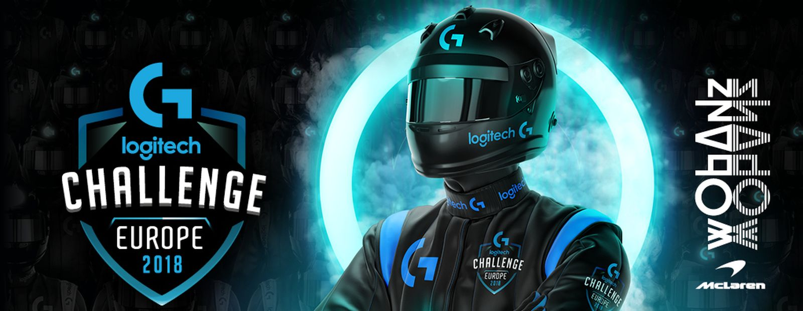 Get ready to race with the Logitech G challenge