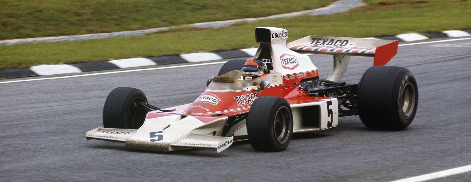 Classic McLaren: Emmo & Brazil