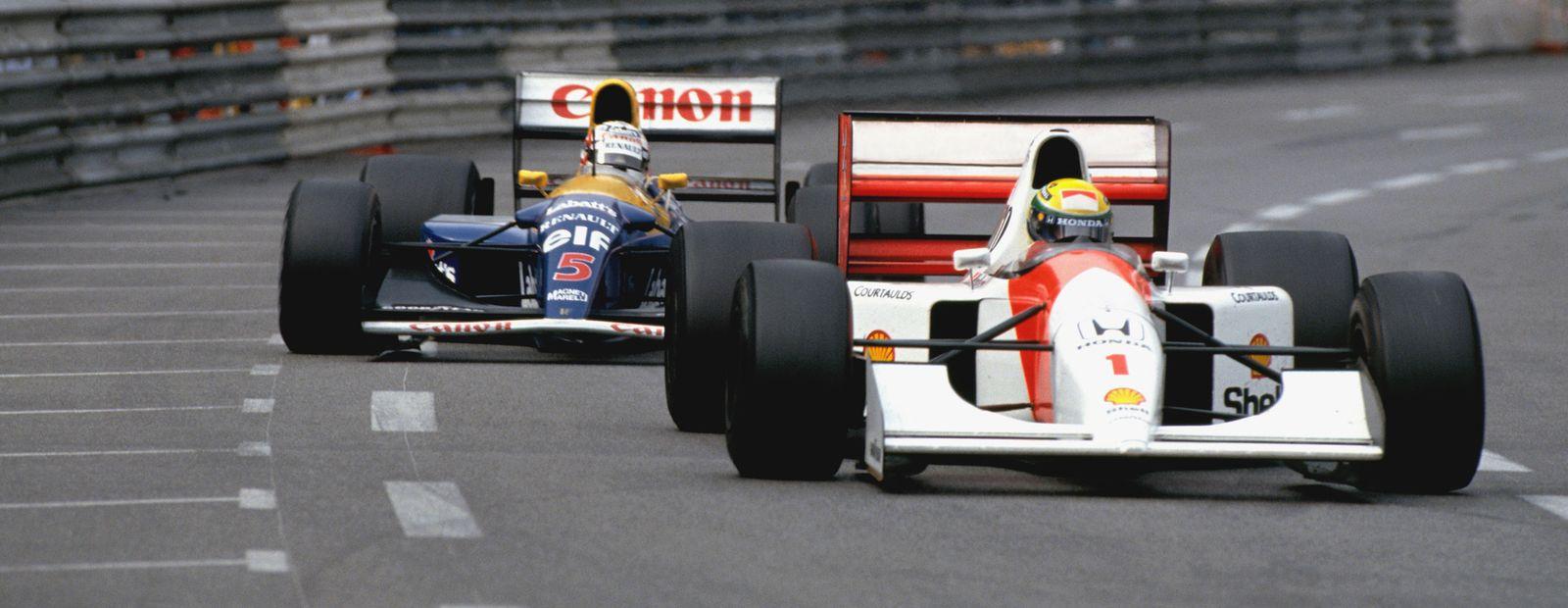 McLaren & Monaco