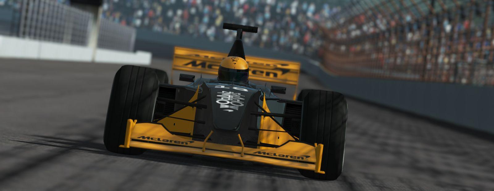 McLaren Racing - McLaren Shadow qualifying: LIVE