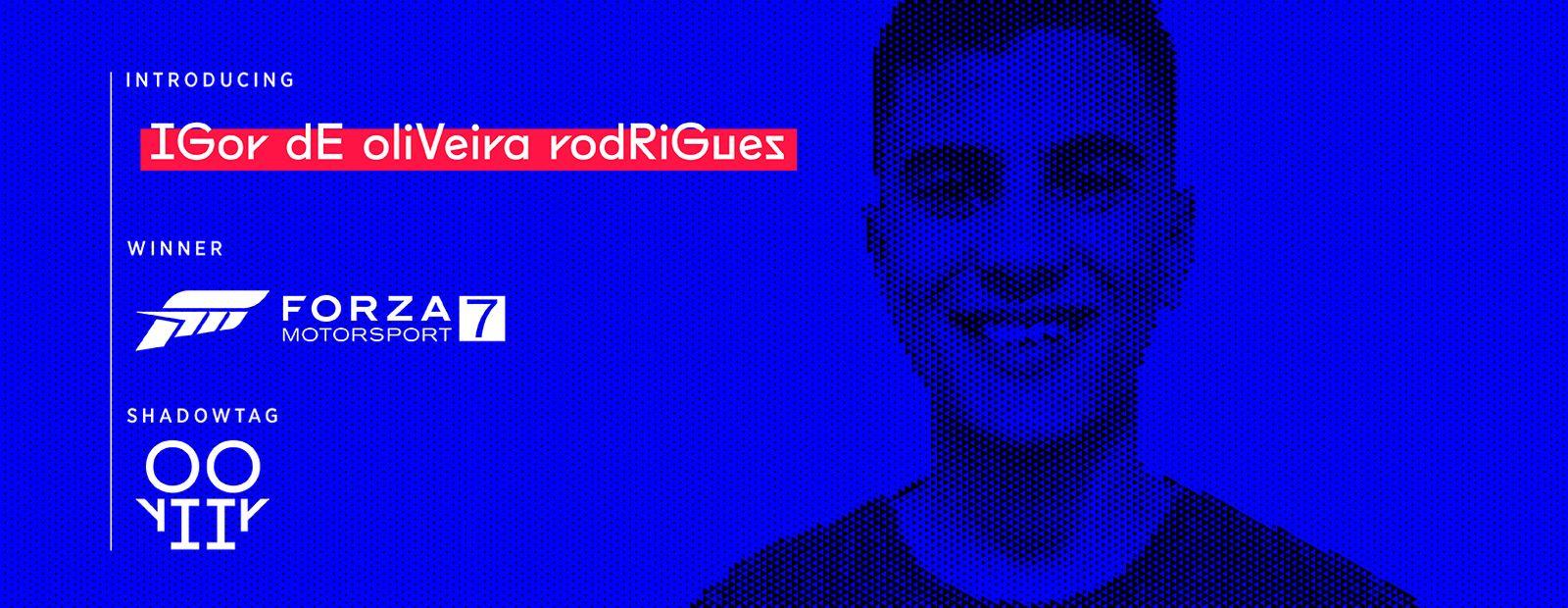 Meet Igor de Oliveira Rodrigues