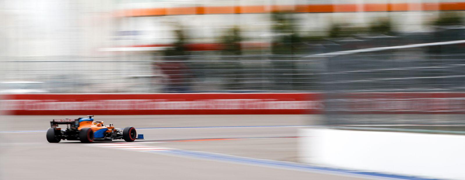 McLaren Racing announces multi-year partnership extension with CNBC