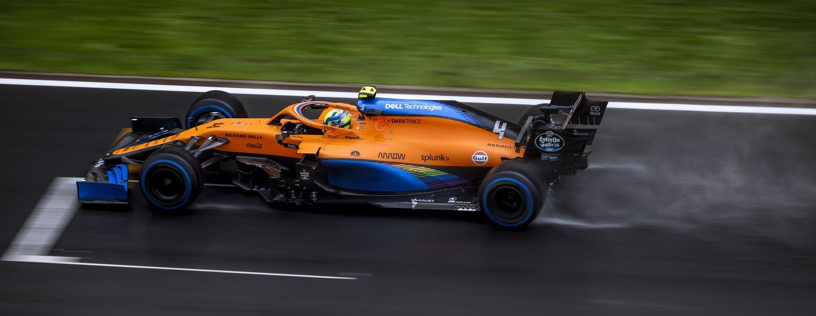 McLaren Racing announces multi-year partnership extension with Arrow Electronics