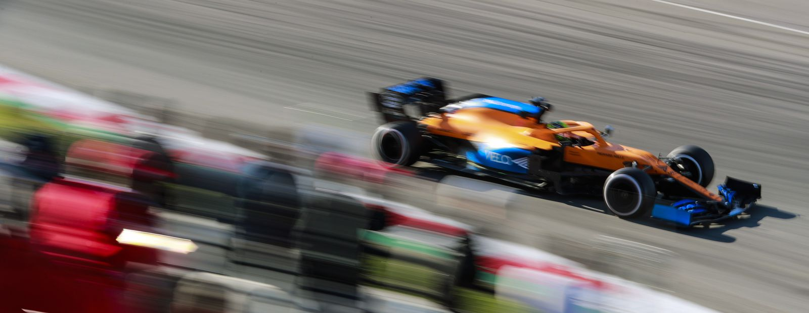 McLaren Racing announces multi-year partnership with Buzz & Co.