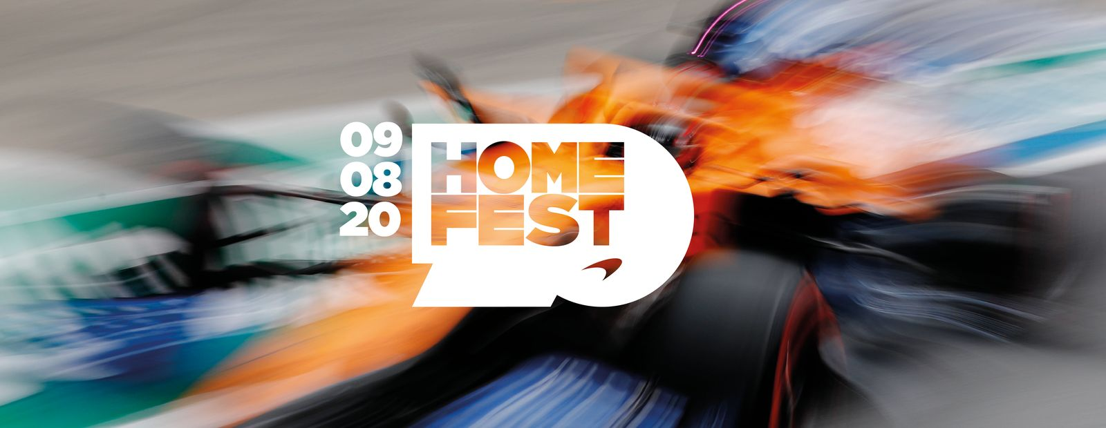 McLaren Racing announces virtual fan festival, McLaren HomeFest