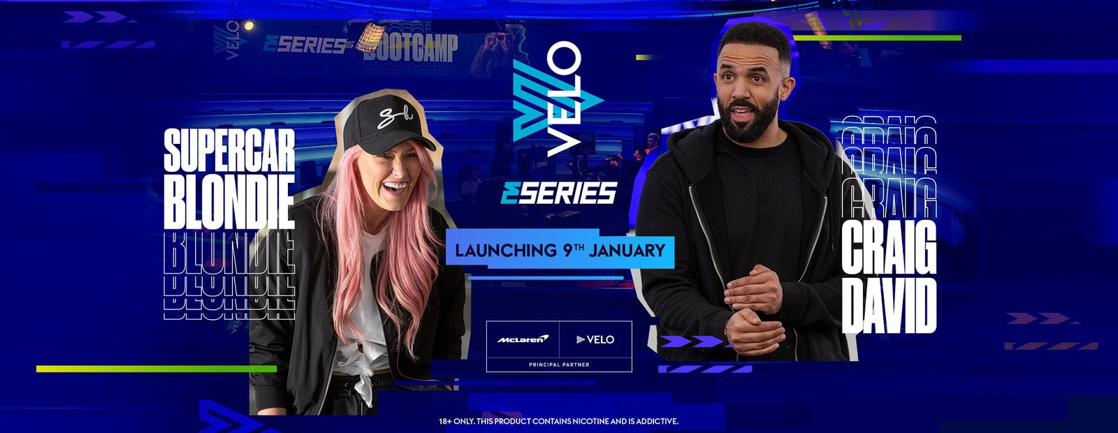 VELO ESERIES – an esports series like no other