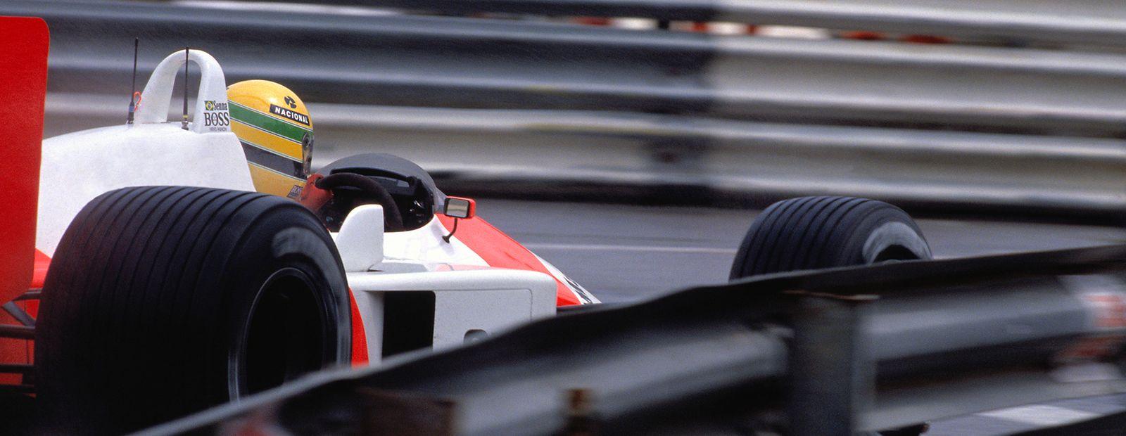 The 1988 Monaco Grand Prix