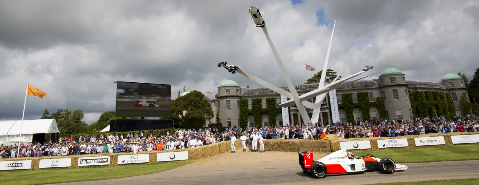 Festival Of Speed >> Mclaren Racing Goodwood Festival Of Speed 2017