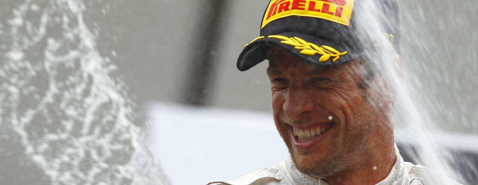 2011: Jenson Button's best McLaren season