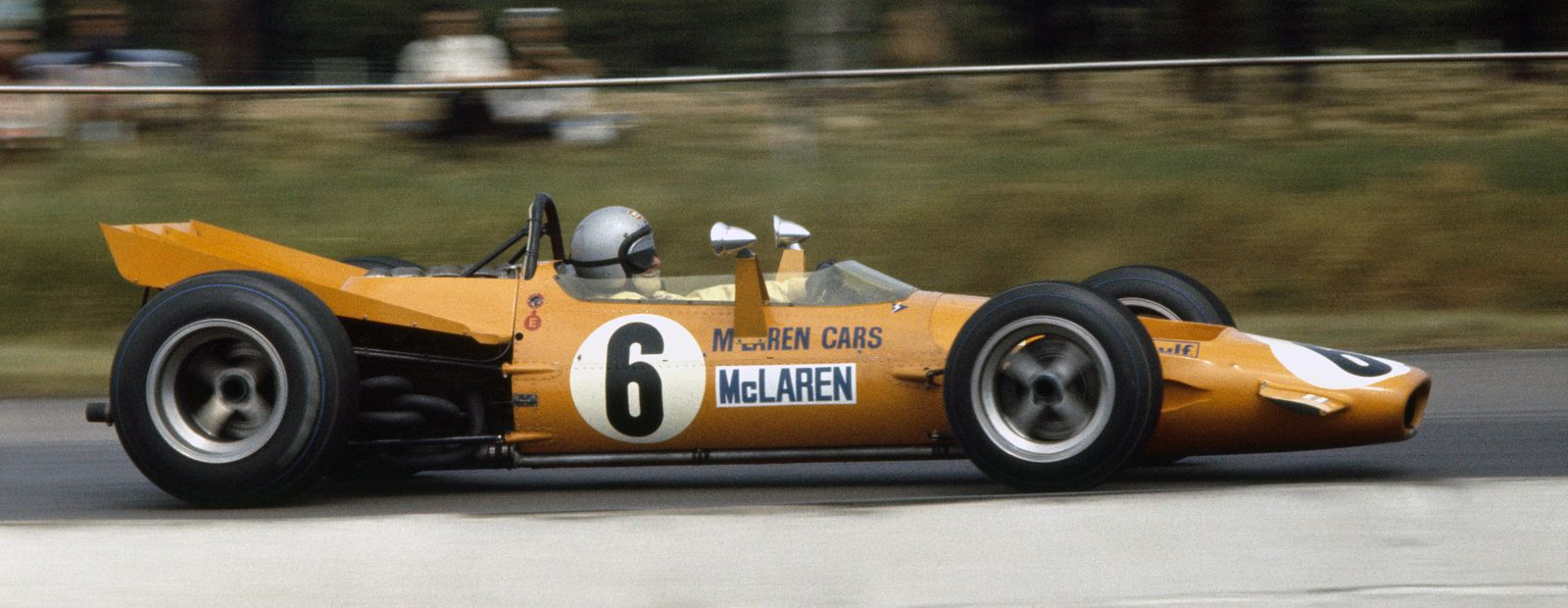 Bruce McLaren: Silverstone