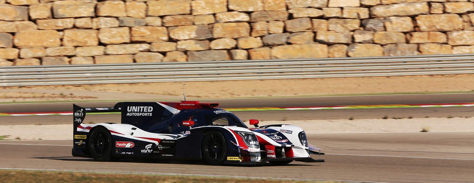 Fernando completes debut Daytona test