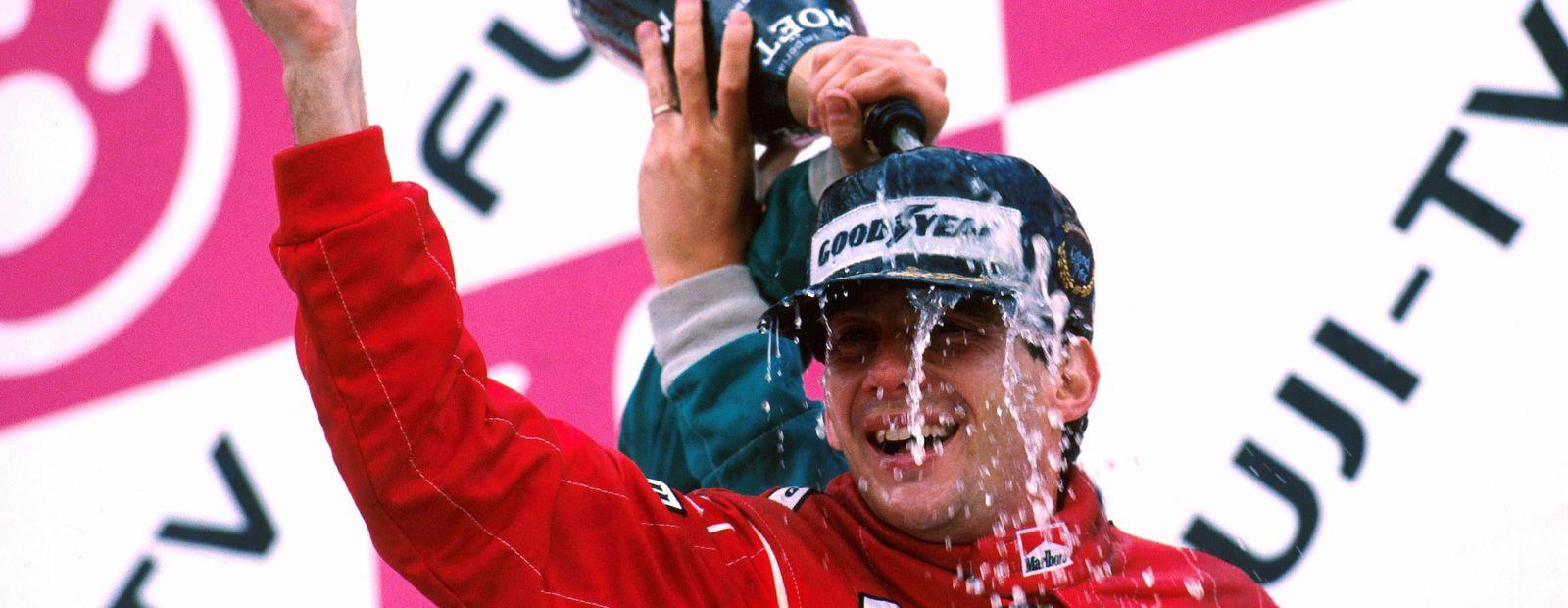 Senna's Suzuka masterclass