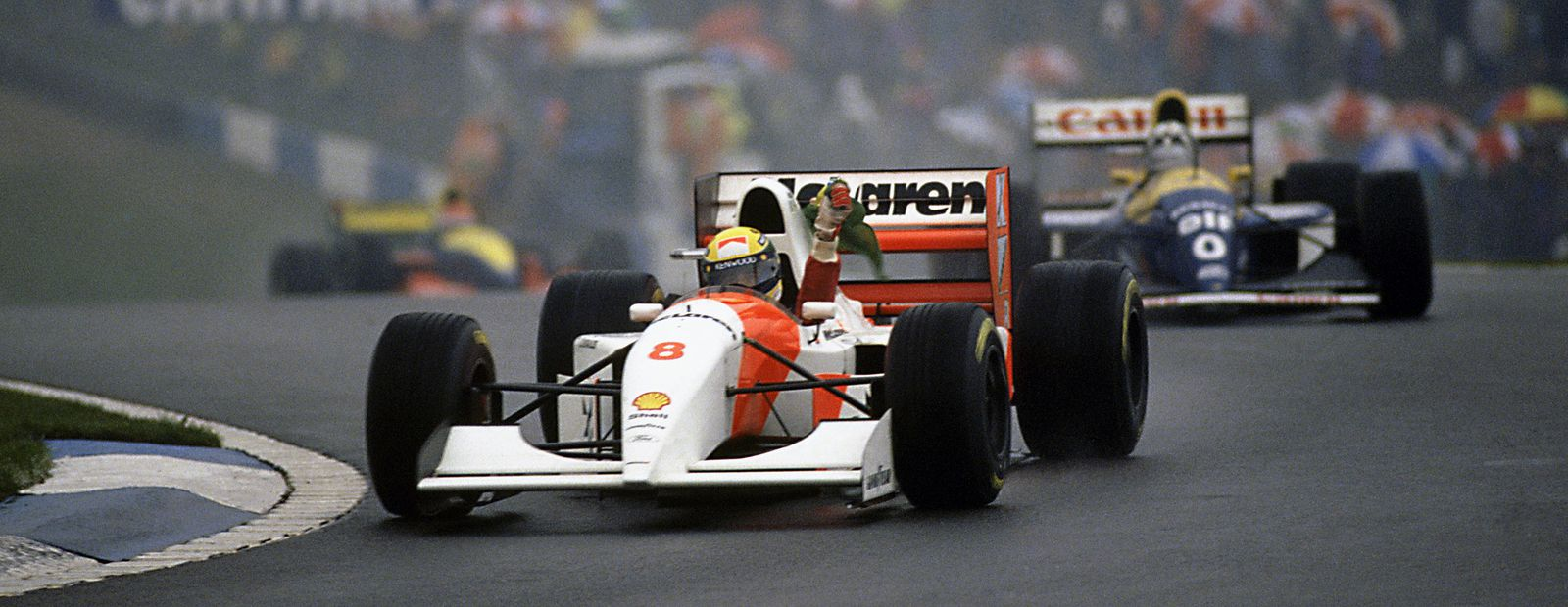Legendary Laps: Donington 1993
