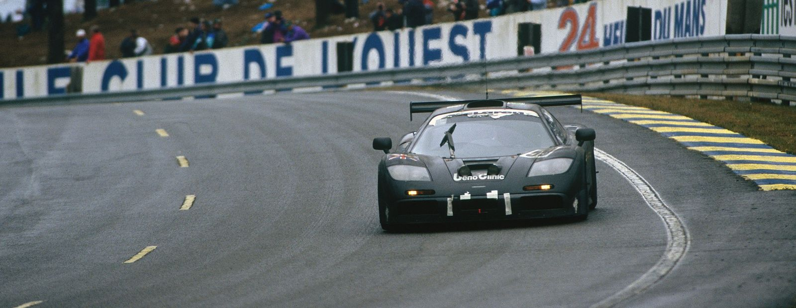 How McLaren's 'ultimate road car' became a surprise Le Mans winner