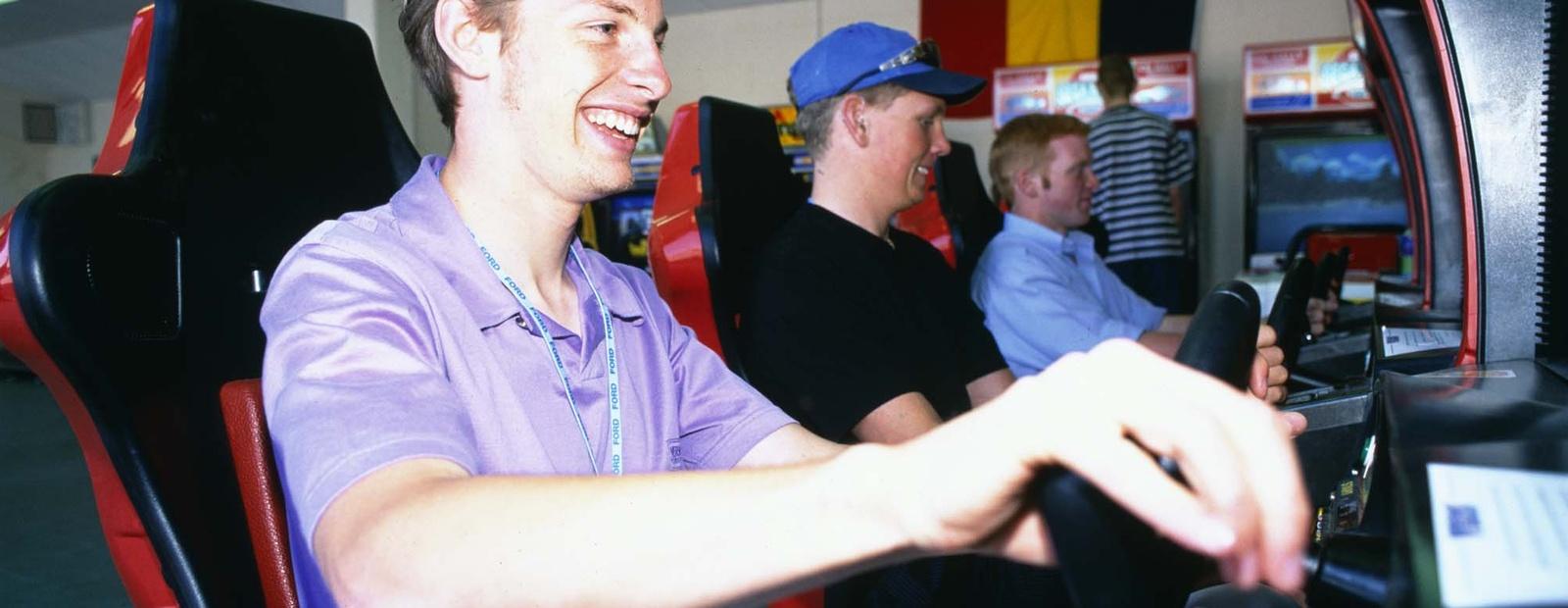 Jenson Button: Before F1