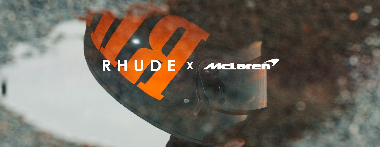 McLaren Racing and RHUDE announce exclusive fashion collaboration