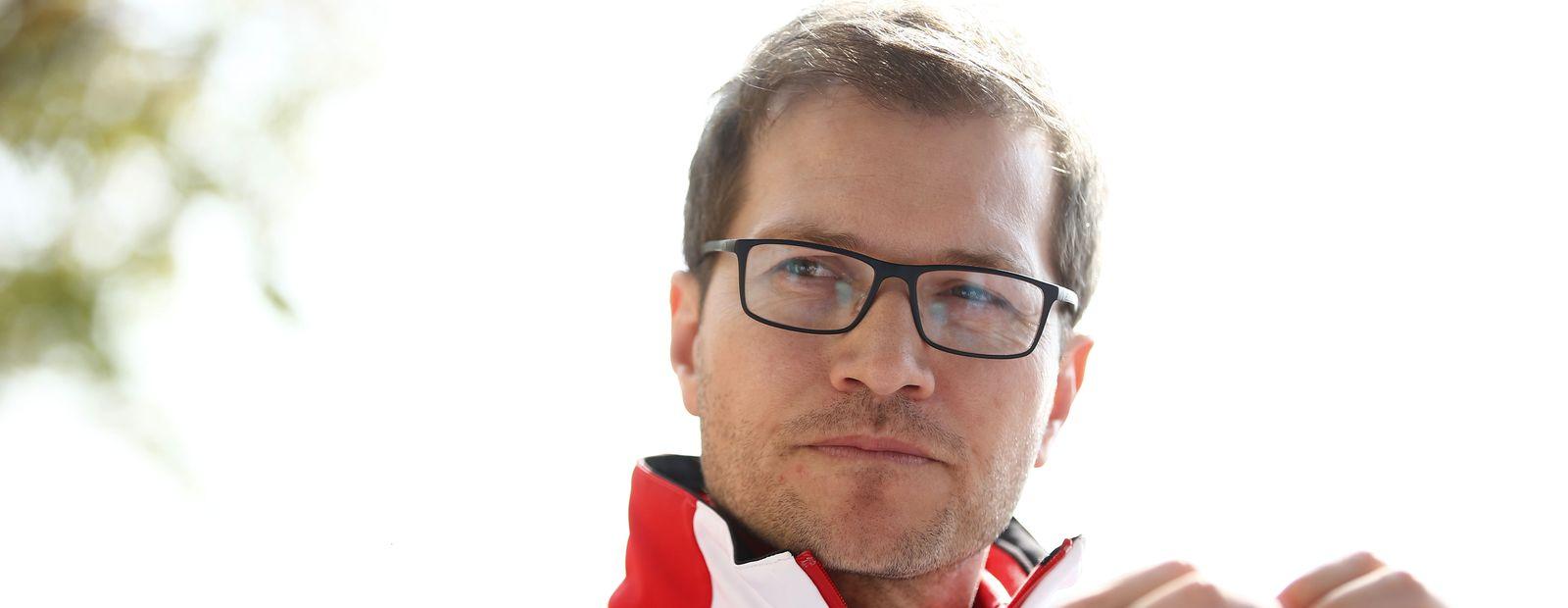 McLaren Racing confirms start date for Andreas Seidl