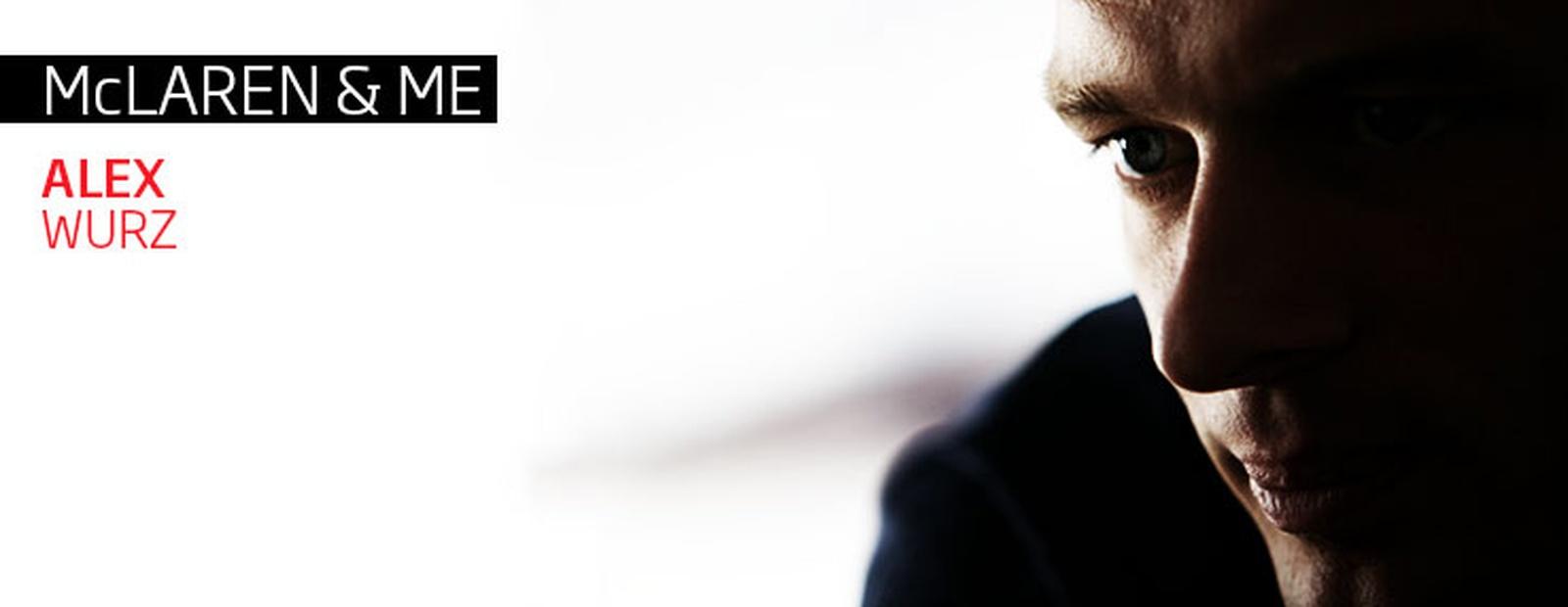 McLaren & Me: Alex Wurz