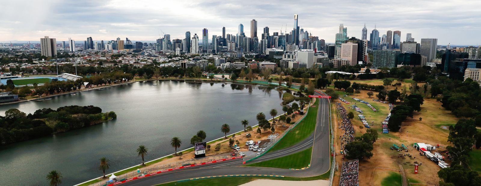 Australian GP Preview
