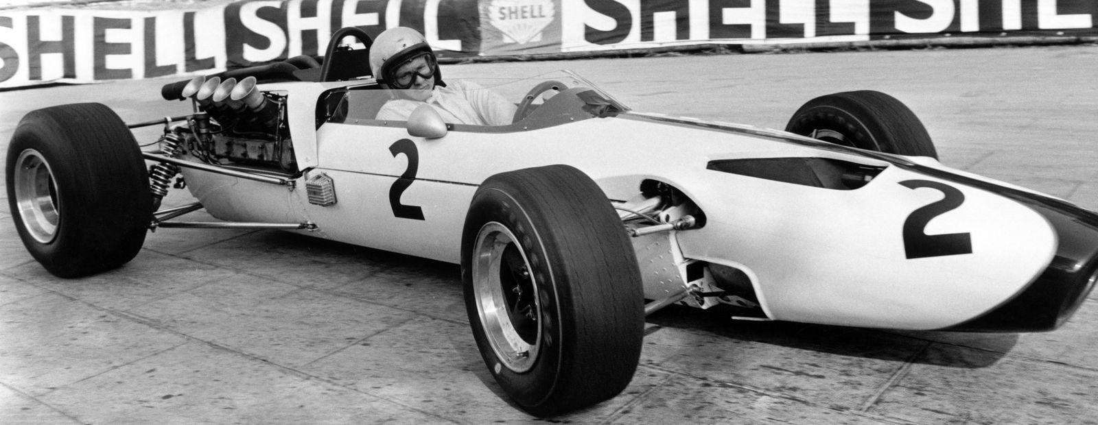The story of Monaco '66