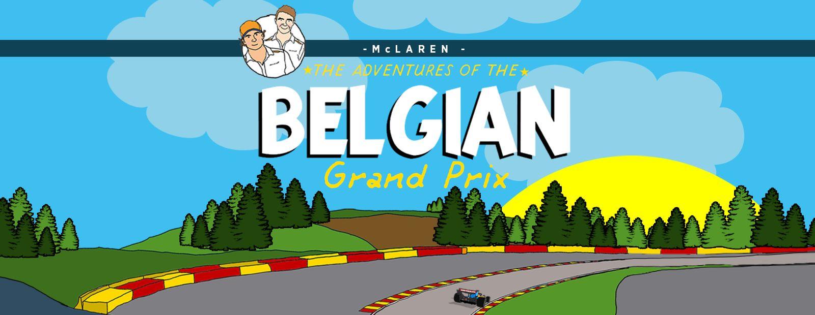 Belgian GP Preview