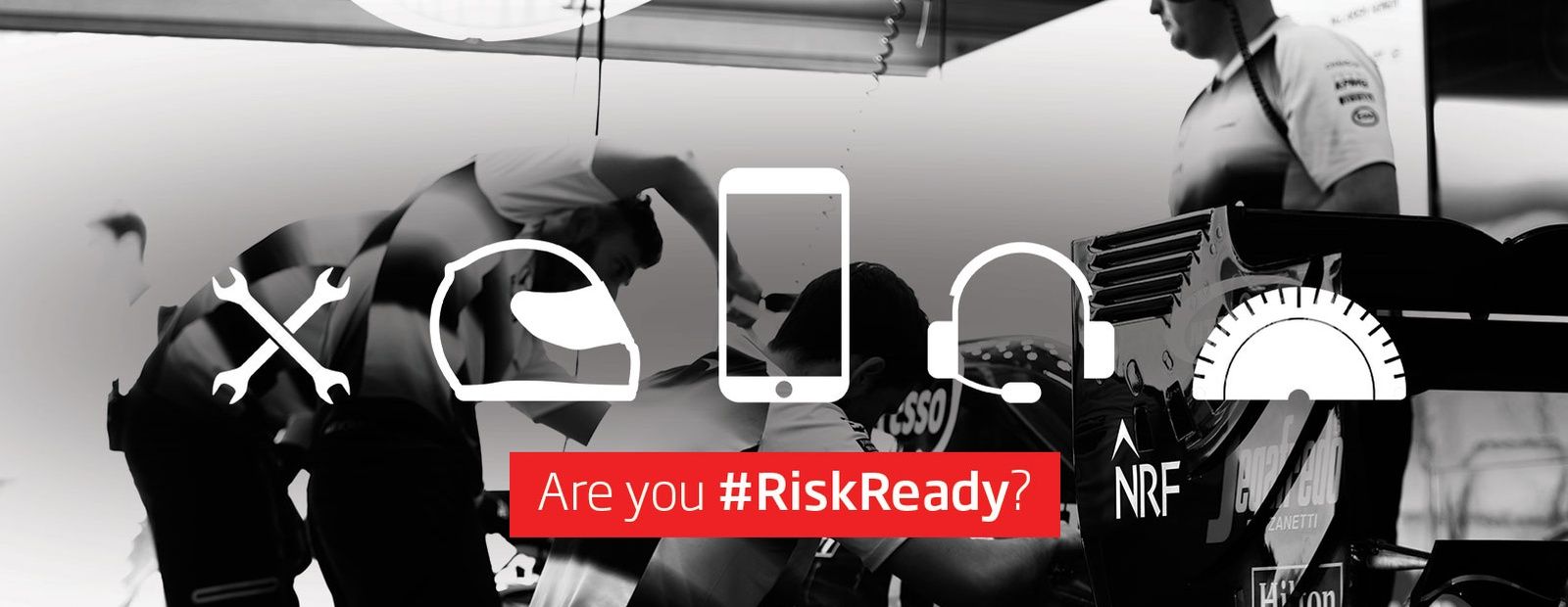 Are you #RiskReady?