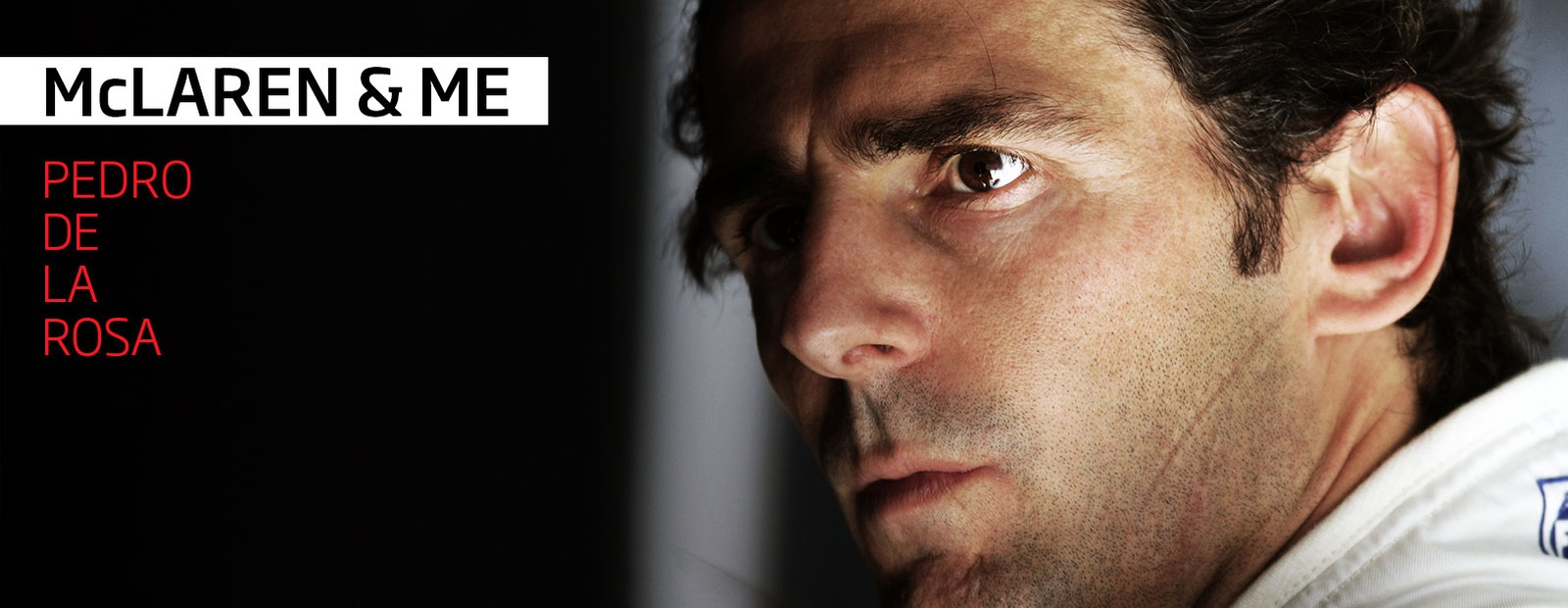 McLaren & Me: Pedro de la Rosa Part I