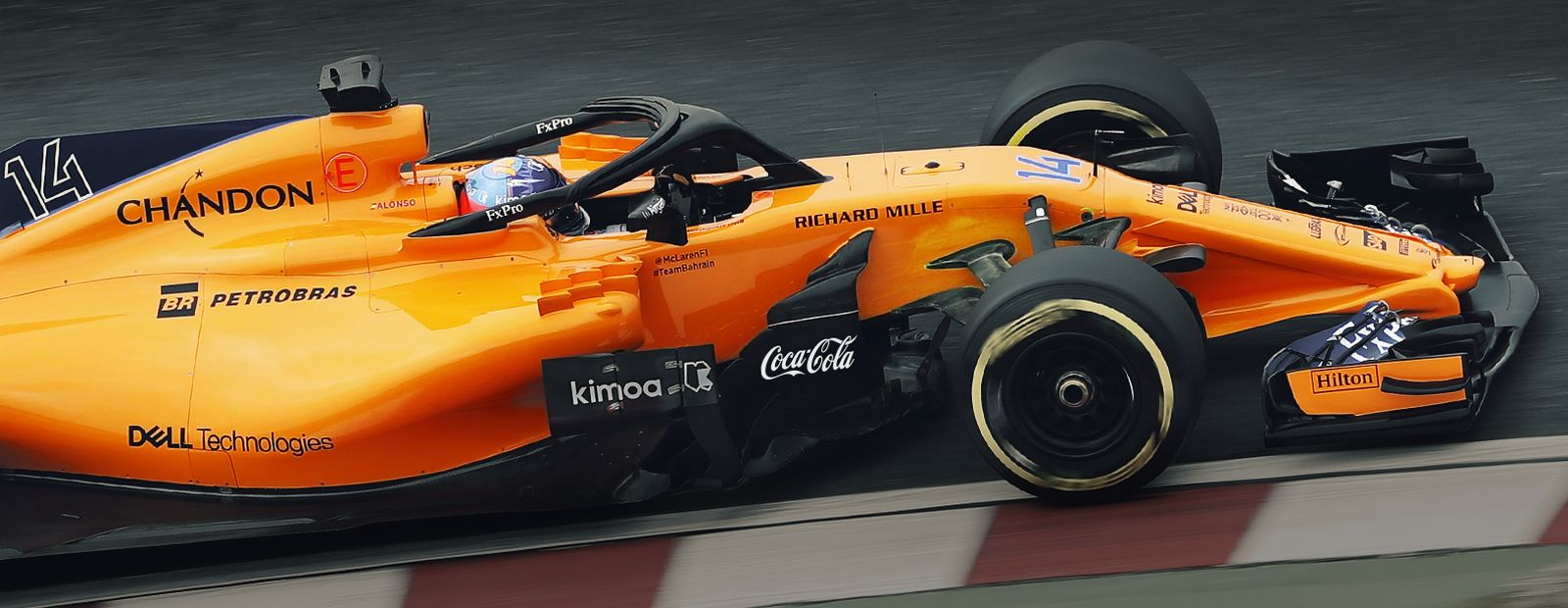 McLaren and Coca-Cola announce Formula 1 partnership