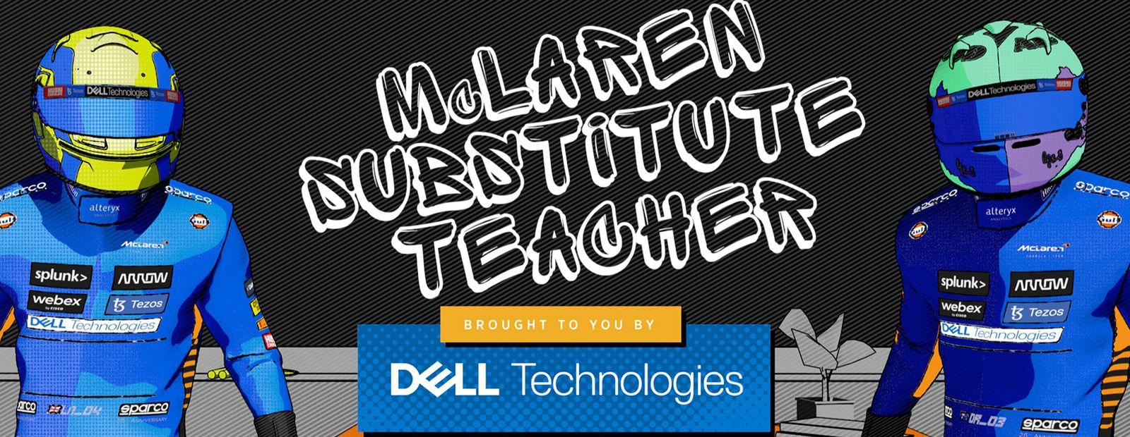 McLaren Substitute Teacher
