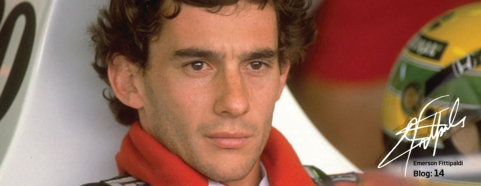 Emmo on Ayrton: Imola '94, 20 years on