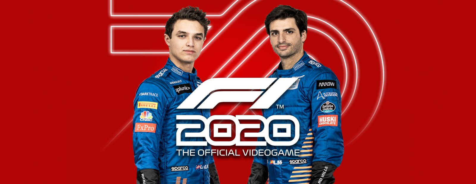 Win the Official F1 2020 game