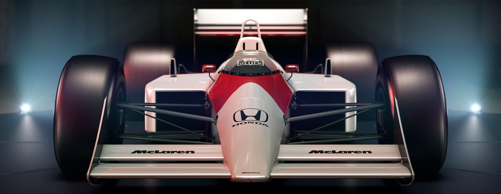 F1 2017 game to feature iconic cars of the past