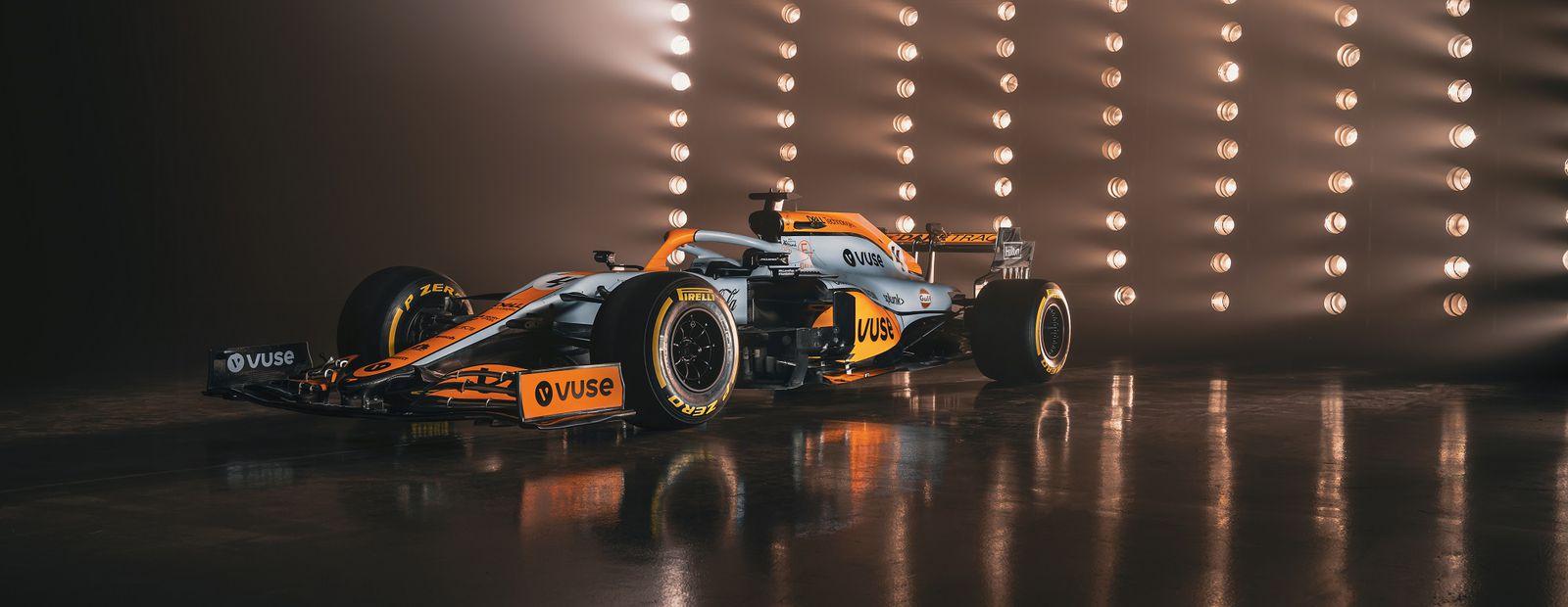 Monaco GP livery reveal
