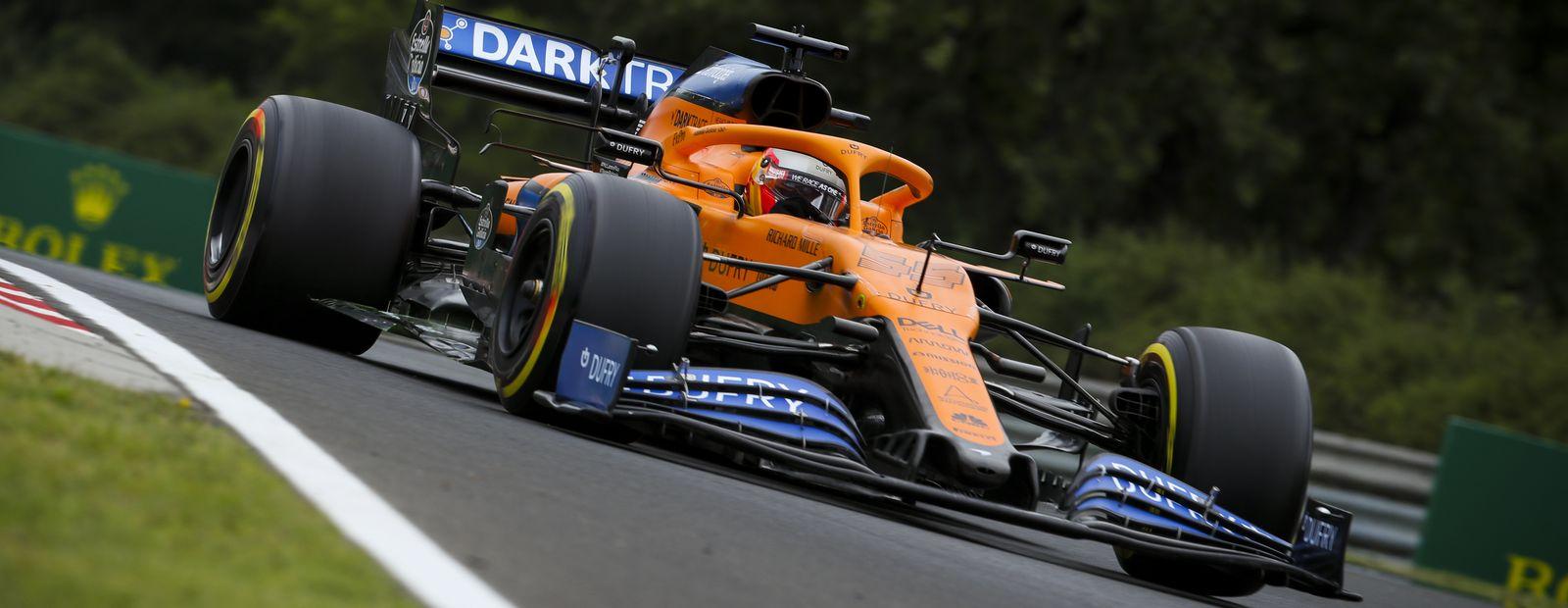 2020 Hungarian Grand Prix – Free Practice