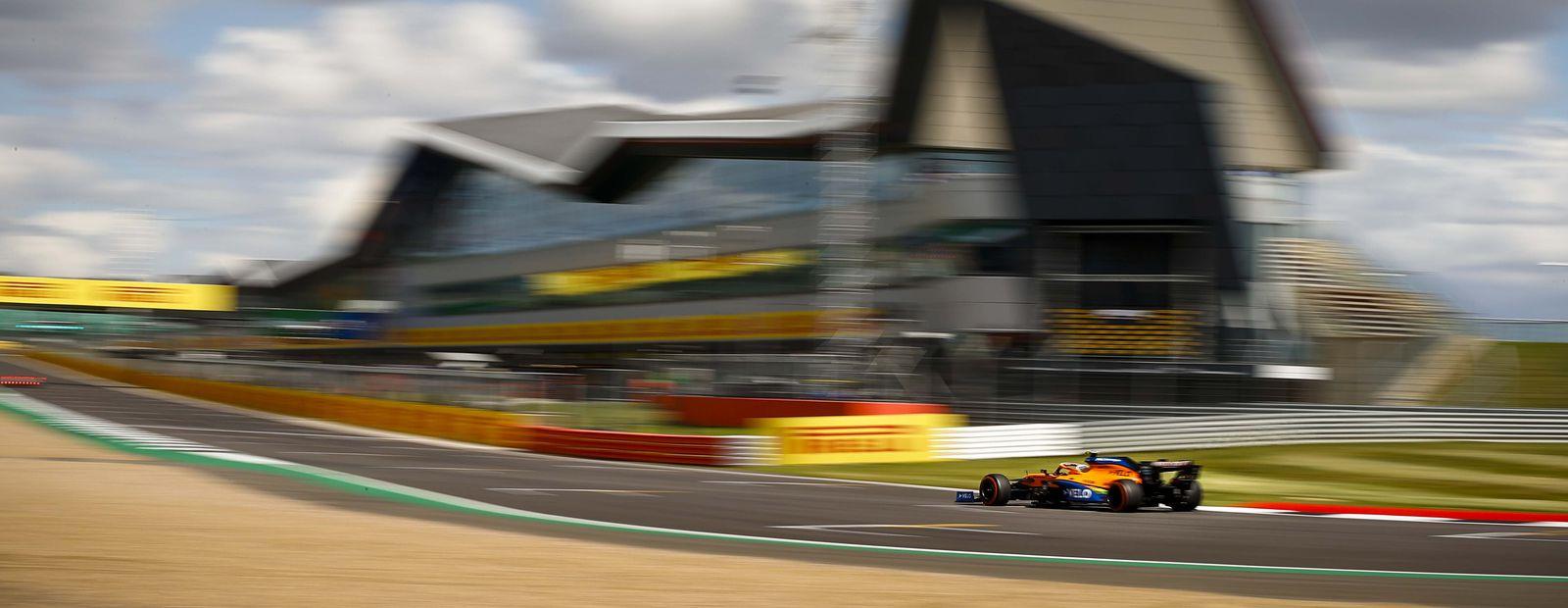 Virtual British Grand Prix