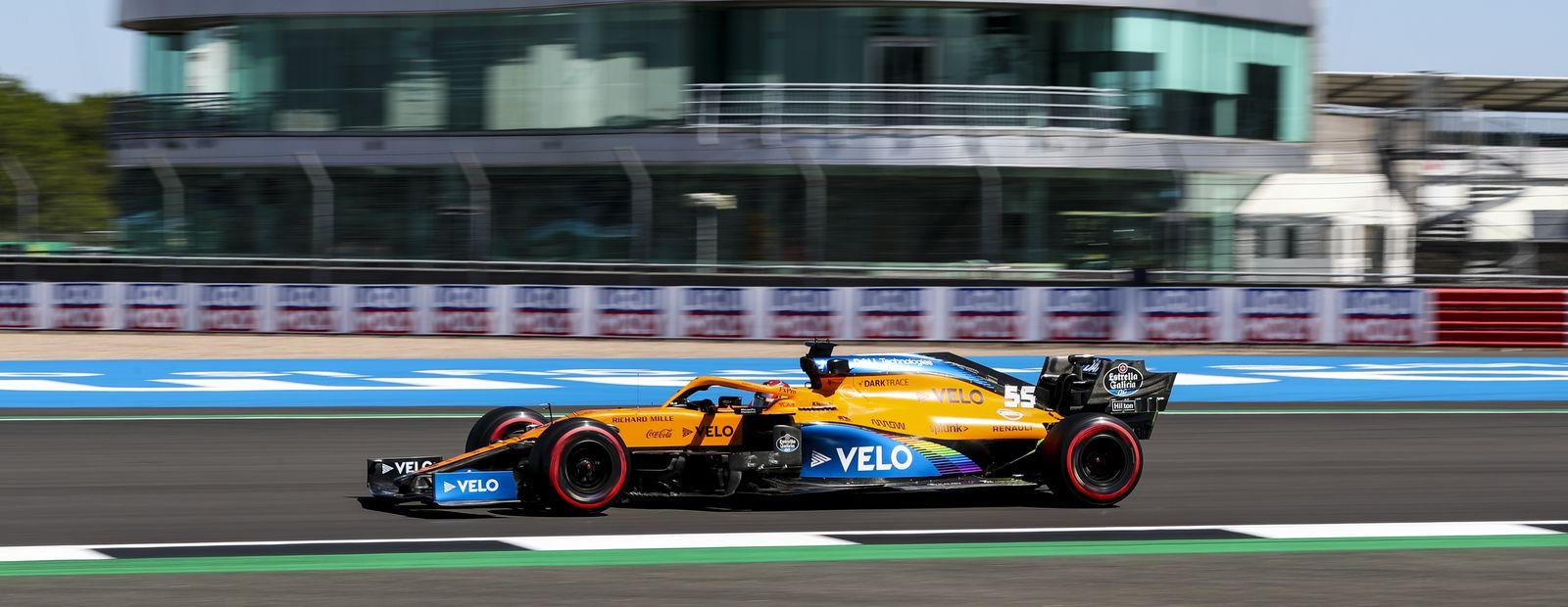 2020 70th Anniversary Grand Prix – Free Practice