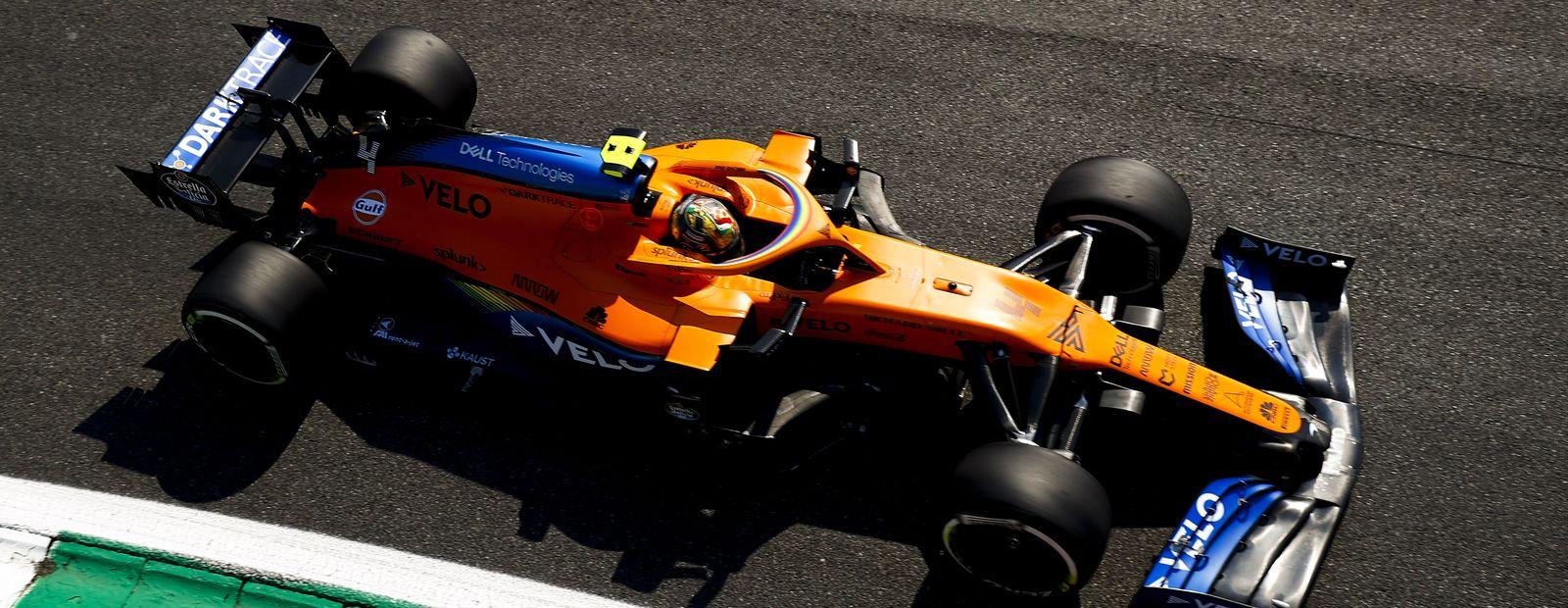 2020 Italian Grand Prix – Free Practice