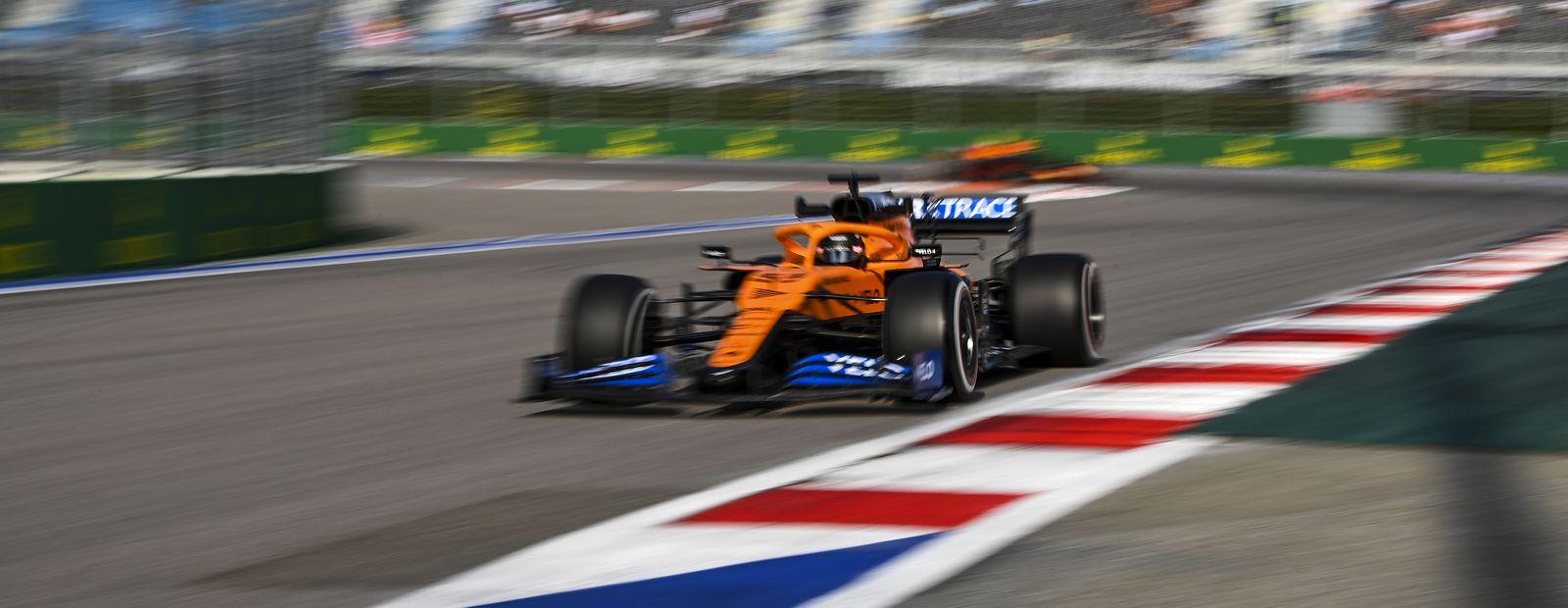 Gran Premio de Rusia 2020 - Entrenamientos libres