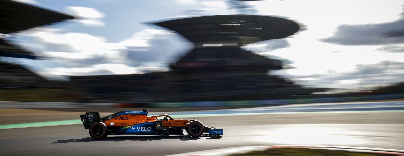 2020 Eifel Grand Prix – Qualifying