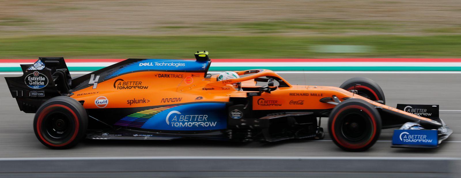Formula 1 announces provisional 2021 calendar