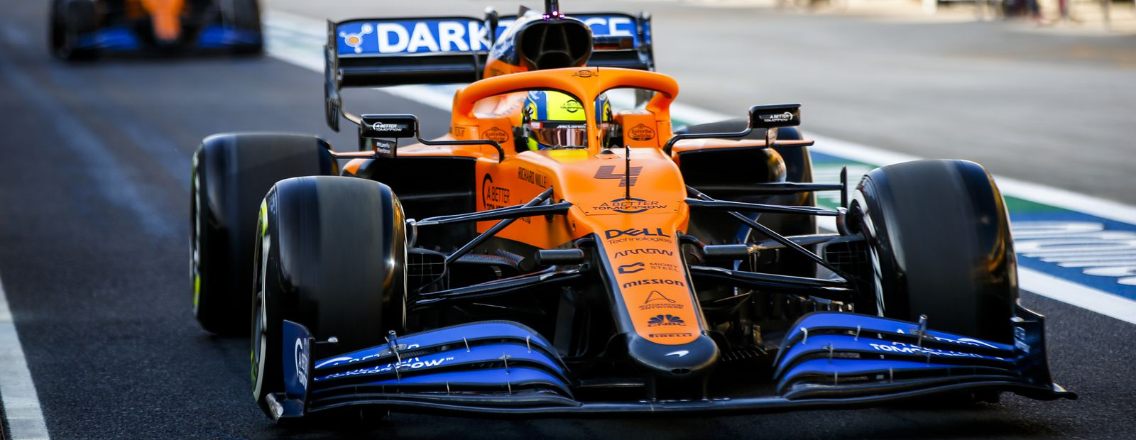 McLaren Group announces new investment in McLaren Racing